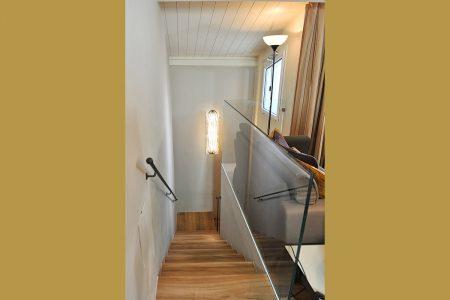 Apartment Florence San Miniato Stairs