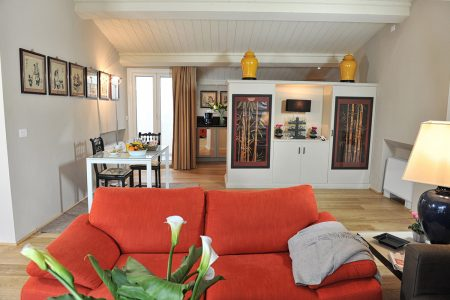 Apartment Florence San Miniato Living Room