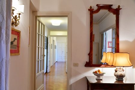 Apartment Florence Vista Uffizzi Gallery