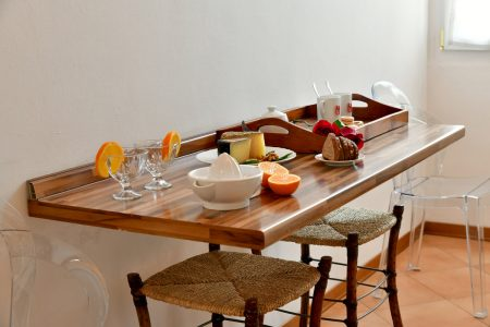 Apartment Florence Vista Uffizzi Gallery Kitchen